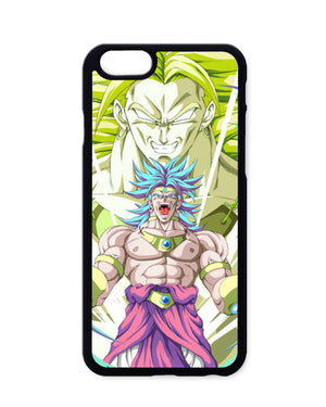 Coques - Coque Dragon Ball Z Broly Transformation