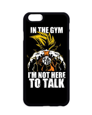 Coques - Coque Dragon Ball Z Goku In The Gym
