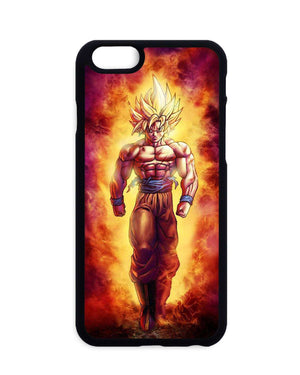 Coques - Coque Dragon Ball Z Goku Super Saiyan Fire