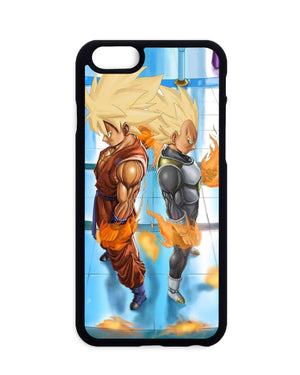 Coques - Coque Dragon Ball Z Goku X Vegeta Tournament
