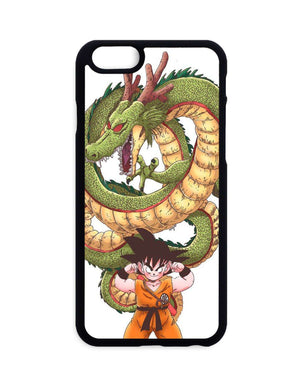 Coques - Coque Dragon Ball Z Kid Goku X Shenron