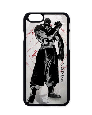 Coques - Coque Full Metal Alchemist Armstrong
