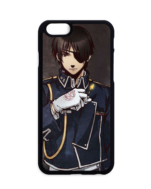 Coques - Coque Full Metal Alchemist Roy Mustang
