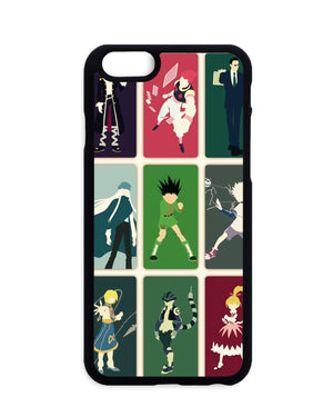 hunter x hunter coque iphone 6s