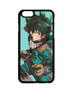 coque my hero academia iphone x