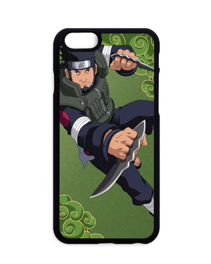 coque iphone 7 naruto silicone