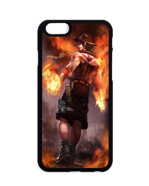 Coques - Coque One Piece Ace Fire