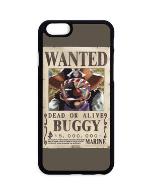 Coques - Coque One Piece Buggy Wanted