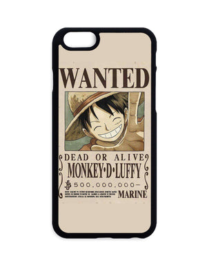Coques - Coque One Piece Luffy Wanted