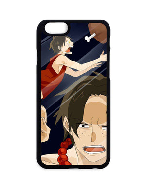 Coques - Coque One Piece Luffy X Ace