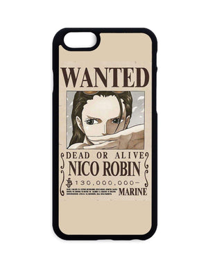 Coques - Coque One Piece Robin Wanted