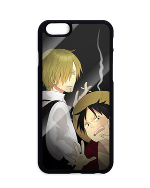 Coques - Coque One Piece Sanji X Luffy