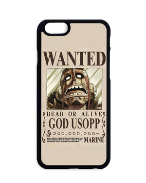 Coques - Coque One Piece Usopp Wanted
