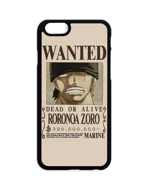 Coques - Coque One Piece Zoro Wanted