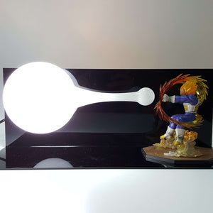 Lampes - Lampe Dragon Ball Z Vegeta Final Flash