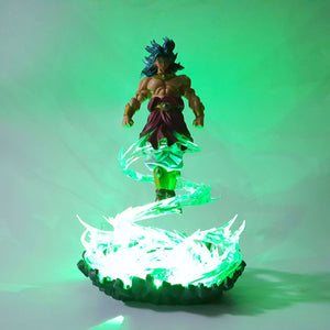 Lampes - Lampe LED Dragon Ball Z Broly
