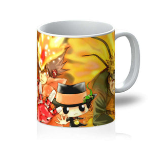 Mug - Mug Animes Cross Over
