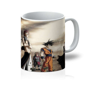 Mug - Mug Animes Power Team