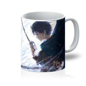 Mug - Mug Attack On Titans Eren Attack