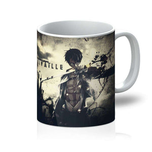 Mug - Mug Attack On Titans Rivaille 2