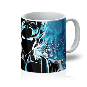 Mug - Mug Dragon Ball Super Goku SSJ Blue God