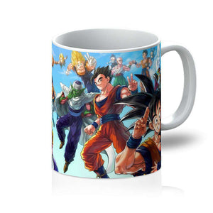 Mug - Mug Dragon Ball Z