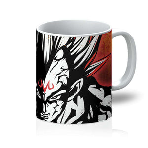 Mug - Mug Dragon Ball Z Majin Vegeta