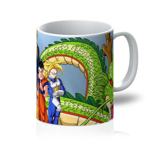 Mug - Mug Dragon Ball Z Saiyans
