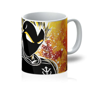 Mug - Mug Dragon Ball Z Vegeta Super Saiyan