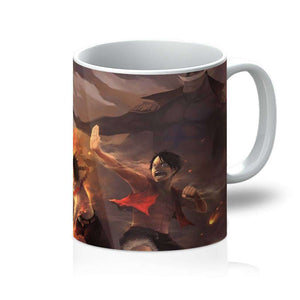 Mug - Mug One Piece Marine War
