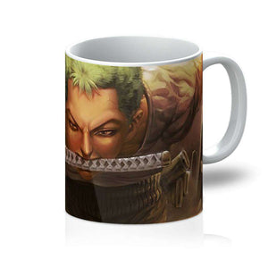Mug - Mug One Piece Zoro Swords