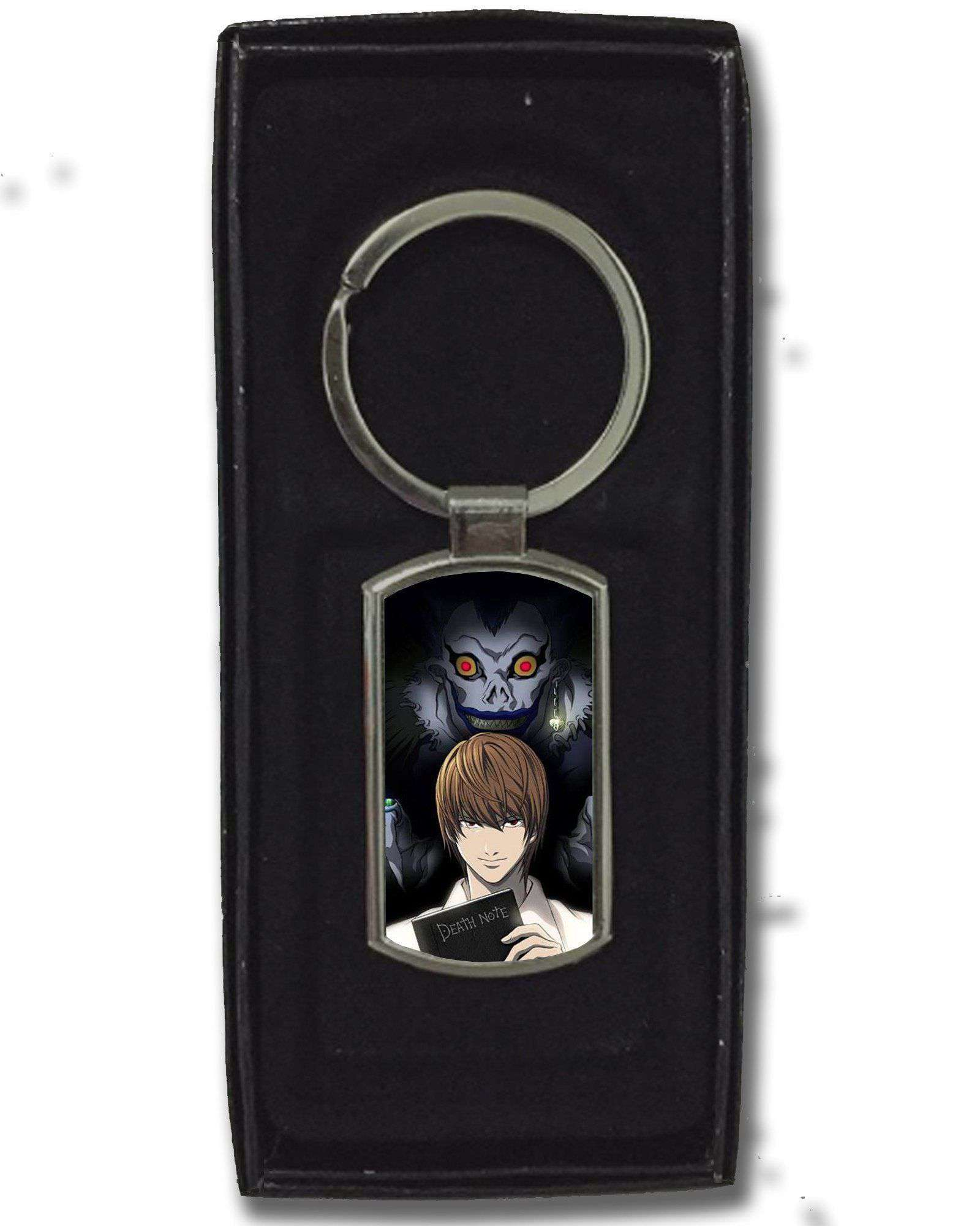 Porte Clés - Porte Clés Death Note Light X Ryukku