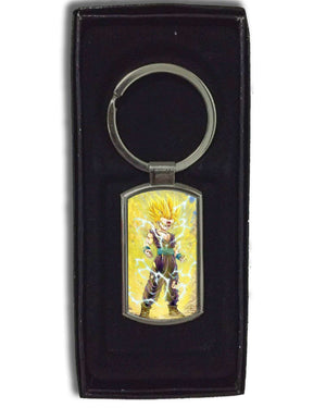 Porte Clés - Porte Clés Dragon Ball Z Gohan SSJ 2 Collector