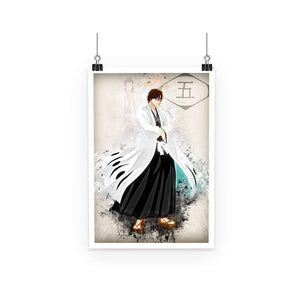 Poster - Poster Bleach Captain Aizen