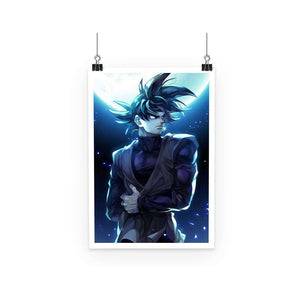 Poster - Poster Dragon Ball Super Black Moon