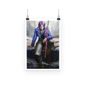 Poster - Poster Dragon Ball Z Futur Trunks