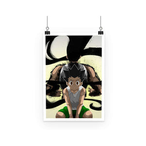 Poster - Poster Hunter X Hunter Gon Transformation