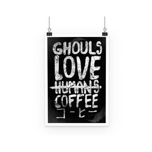 Poster - Poster Tokyo Ghoul Love Coffee