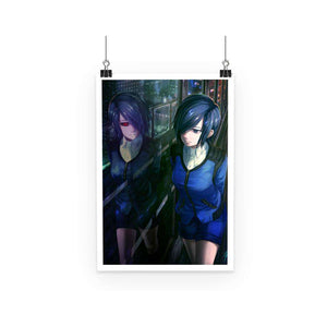 Poster - Poster Tokyo Ghoul Touka Conflict