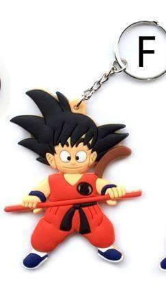 Porte Clés - Porte Clés Dragon Ball Goku Kid