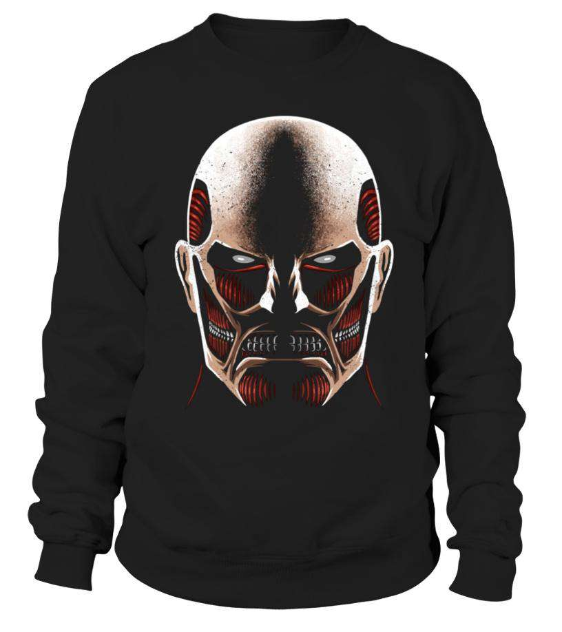 Pull Classique - Sweat Classique Attack On Titans Colossal Titan