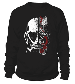 Pull Classique - Sweat Classique Attack On Titans Colossal Titan 2