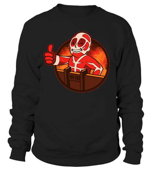 Pull Classique - Sweat Classique Attack On Titans Fallout Titan