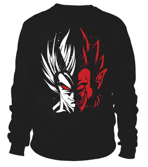 Pull Classique - Sweat Classique Dragon Ball Z Goku Oozaru