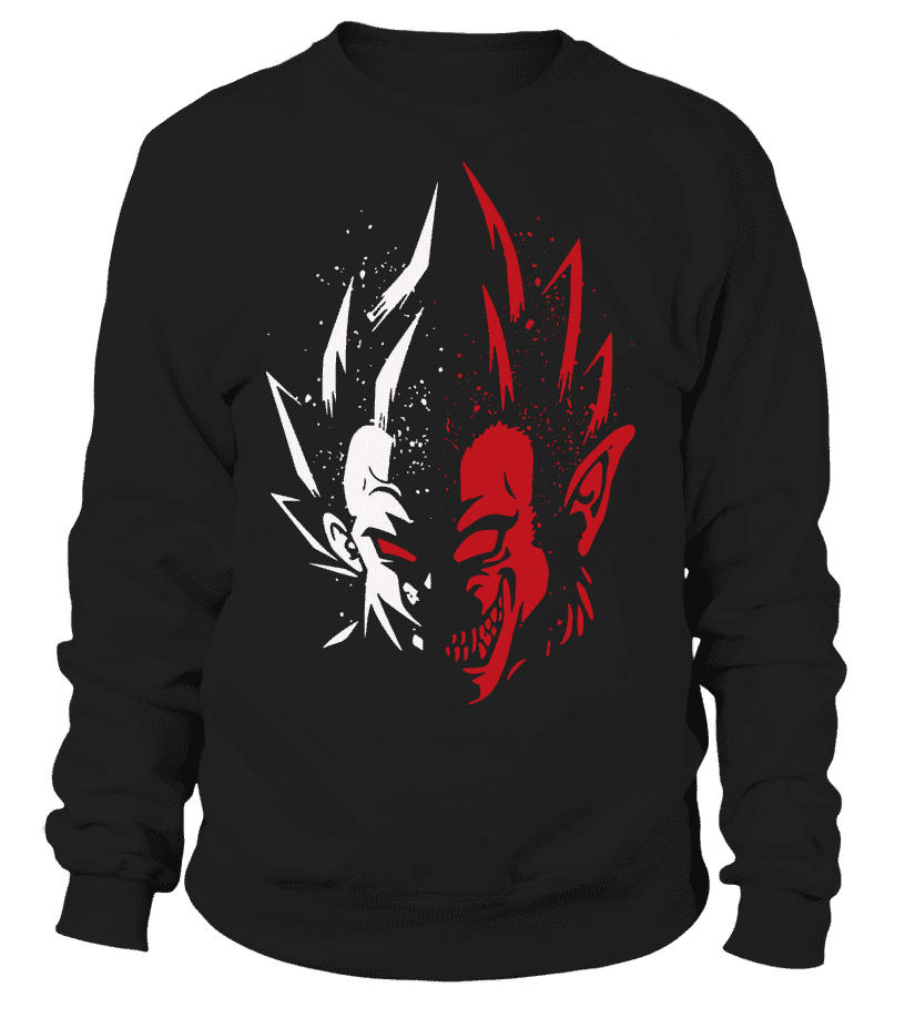 Pull Classique - Sweat Classique Dragon Ball Z Vegeta Oozaru