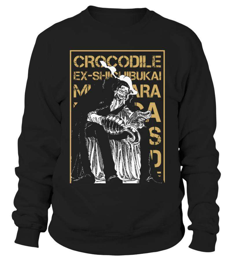 Pull Classique - Sweat Classique One Piece Crocodile Wanted