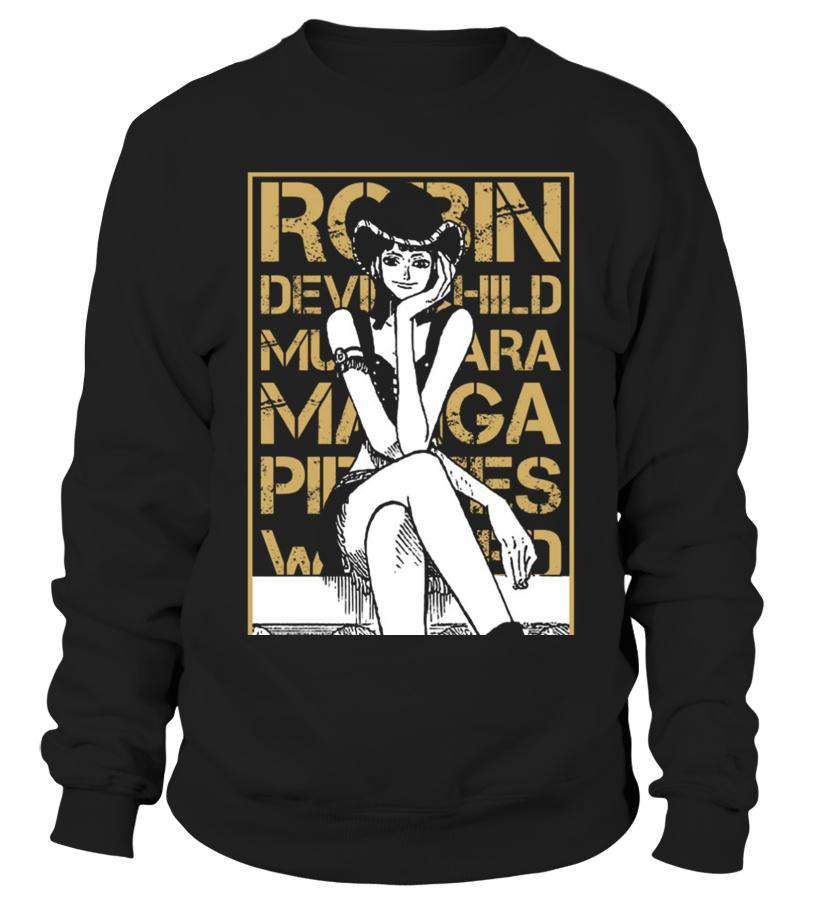 Pull Classique - Sweat Classique One Piece Robin Wanted