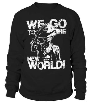 Pull Classique - Sweat Classique One Piece We Go To The New World