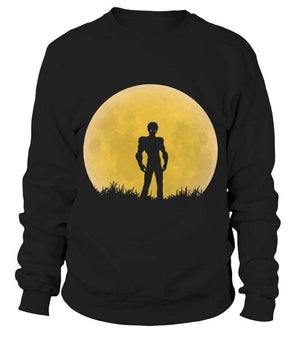 Pull Classique - Sweat Classique One Punch Man Genos Moon