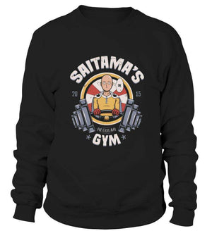 Pull Classique - Sweat Classique One Punch Man Saitama Gym